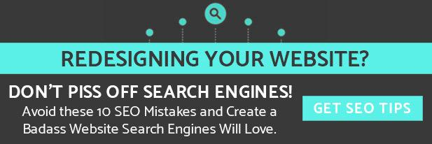 10 SEO Mistakes to Avoid when redesigning your website