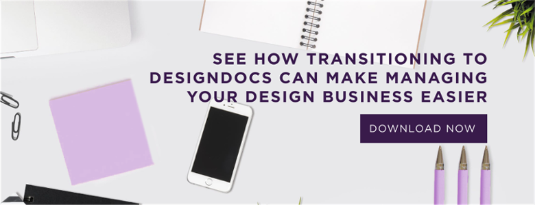 GRAPHIC CTA PANEL 1 - Case Study - Transition from Quickbooks to DesignDocs