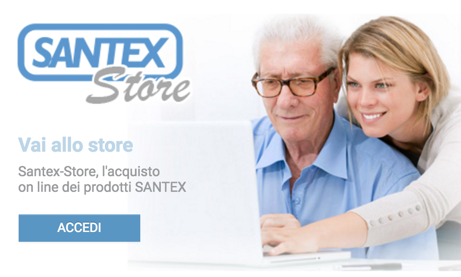 Vai allo Store Santex