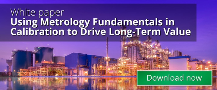 Metrology fundamentals in calibration to drive long-term value - Beamex White Paper