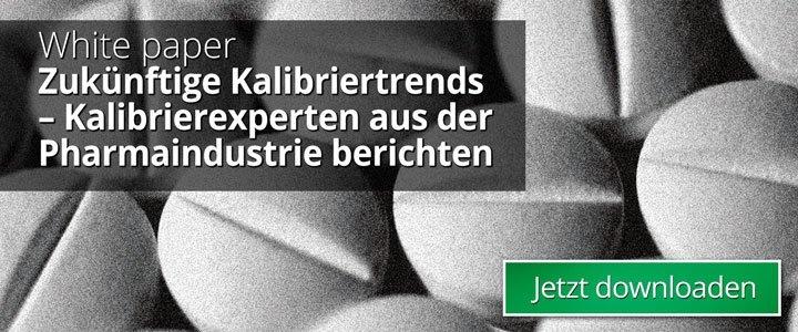 Zukünftige Kalibriertrends – Kalibrierexperten aus der Pharmaindustrie berichten - Beamex White Paper