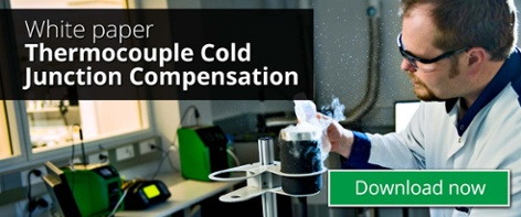 Thermocouple cold junction compensation - Beamex white paper