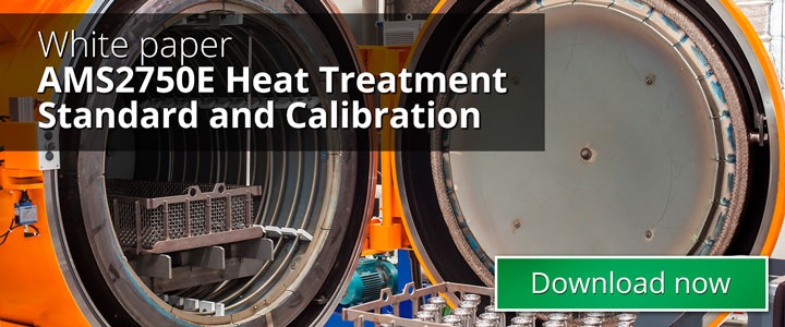AMS2750E Heat Treatment Standard and Calibration - Beamex White Paper