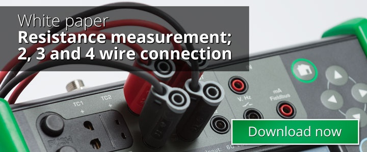 Resistance measurement - Beamex blog post
