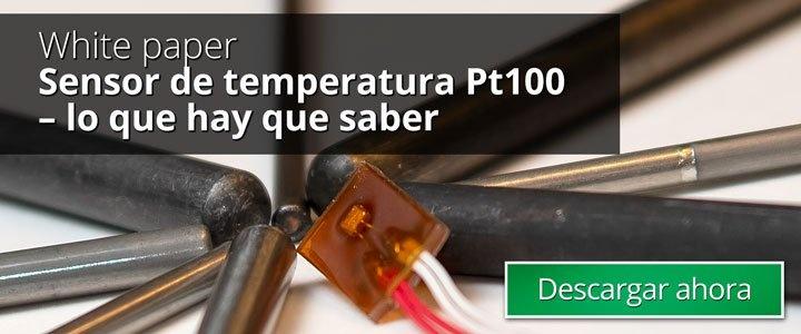 Sensor de temperatura Pt100 – lo que hay que saber
