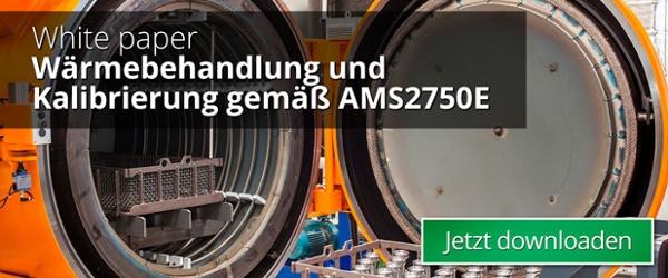 Wärmebehandlung und Kalibrierung gemäß AMS2750E | Beamex White Paper