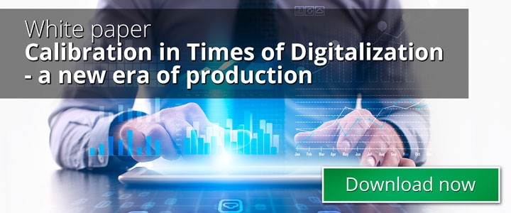 Calibration in the times of digitalization - Beamex white paper