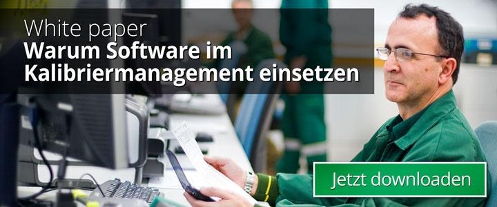 Warum Software im Kalibriermanagement einsetzen? - Beamex White Paper