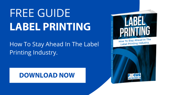 How To Stay Ahead In The Label Printing Industry Guide