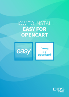 How to install Easy for Opencart