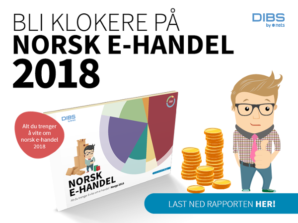 Rapporten Norsk E-handel 2018