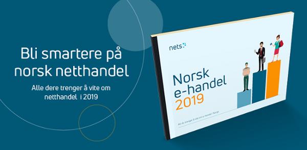 Norsk e-handelsrapport 2019
