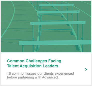 Common Challenges Facing Talent Acquisition Leaders