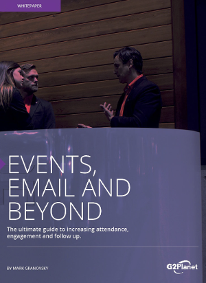 Events, Email, and Beyond