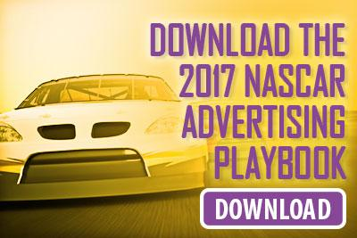 Advertise during the 2017 NASCAR Season