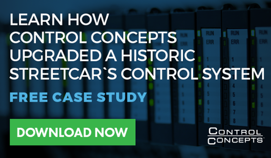 Learn how Control Concepts upgraded a historic streetcar's control system MATA case study