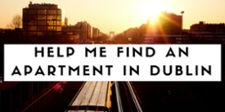 Help me find an apartment in Dublin !