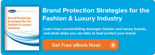 Brand protection strategies for the fashion & luxury industry