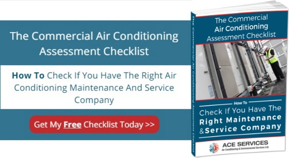 The Commercial Air Conditioning Checklist