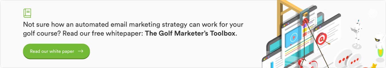 The Golf Marketer's Toolbox