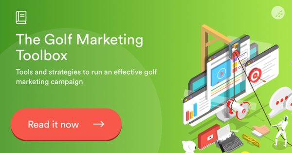 The Golf Marketing Toolbox