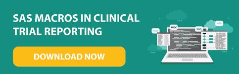 sas macros in clinical trial reporting