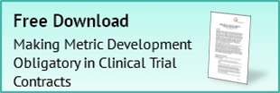 Metric Development in Clinical Trials