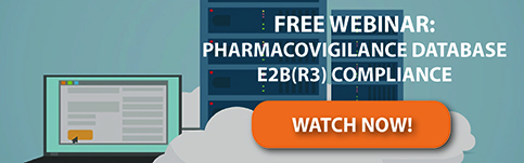 pharmacovigilance database compliance webinar