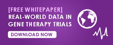 Real-World Data in Gene Therapy Trials