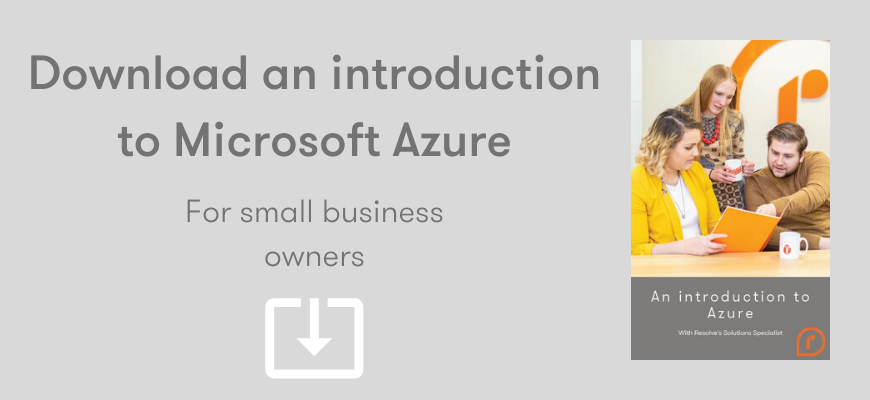 download an introduction to Microsoft Azure