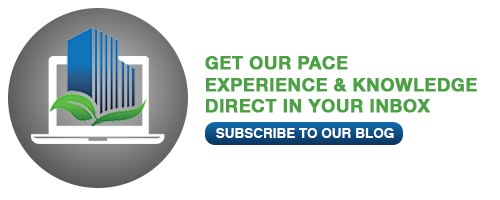 We're the company with the most PACE experience. Get our PACE experience and knowledge direct to your inbox. Subscribe to our blog today.