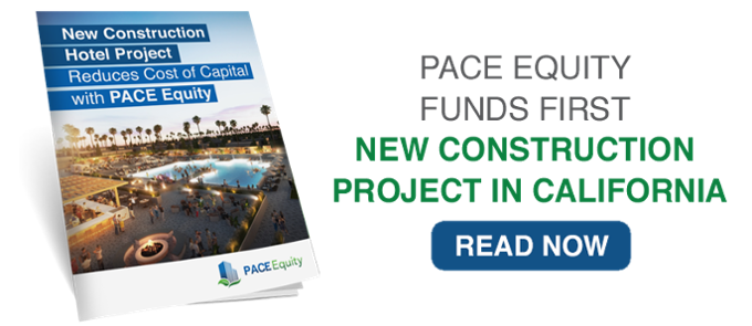 New Construction Hotel Project Reduces Cost of Capital with PACE Equity. Download the case study.