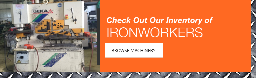 Ironworker Inventory