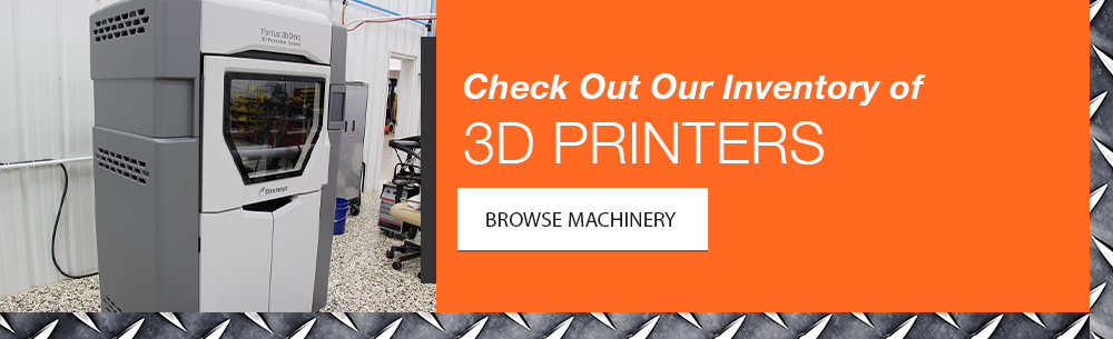 View Available 3D Printers
