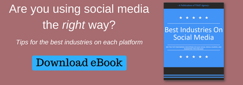 Download Free eBook on the Best Industries on Social Media