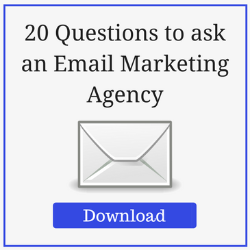 20 Questions to Ask an Email Marketing Agency | THAT Agency