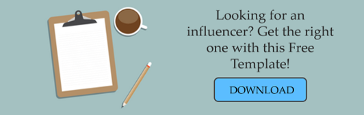 Download Free Influencer Marketing Template