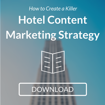 Hotel Content Strategy | THAT Agency
