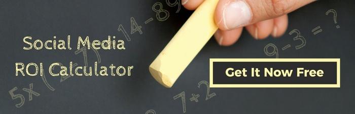Free Social Media ROI Calculator | Microsoft Excel File | THAT Agency