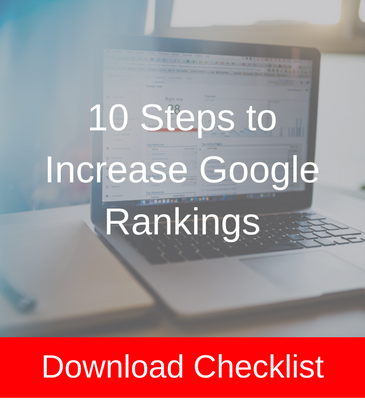 Increase Google Rankings | THAT Agency