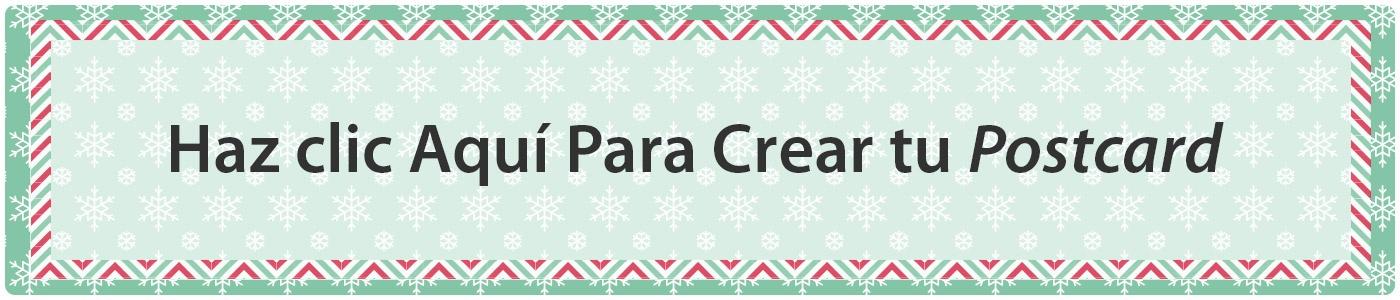 Haz clic aquí para crear tu postcard