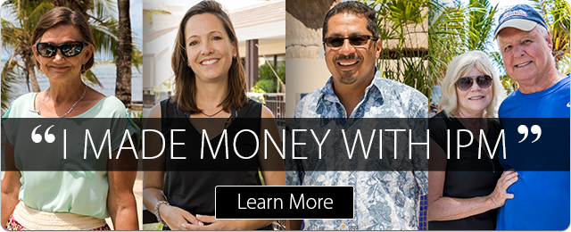 I Made Money With IPM | Watch our clients tell you their stories about making money on real estate with Investment Properties Mexico | Learn More