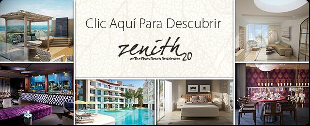 Clic aquí para descubrir Zenith 20