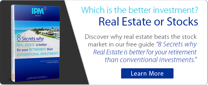 Which is the better investment? Real Estate or Stock | Discover why real estate beats the stock market in our free guide