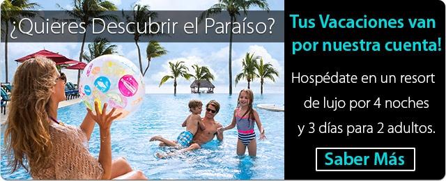 ¿Quieres Descubrir el Paraíso? Saber Más