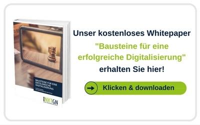 Download Whitepaper Bausteine fuer eine erfolgreiche Digitalisierung