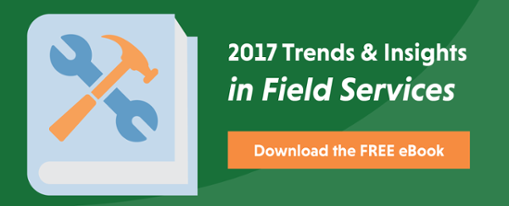Discover trends and insights of field services