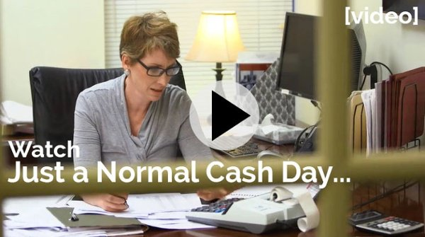 Just a Normal Cash Day Video