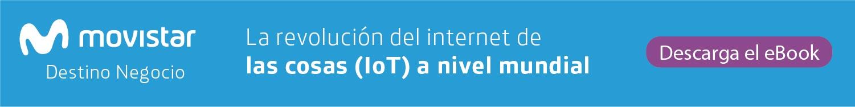 La revolución del internet de las cosas (IoT) a nivel mundial