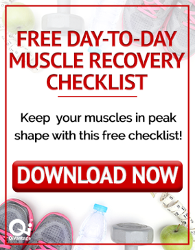 Day-to-day muscle recovery checklist